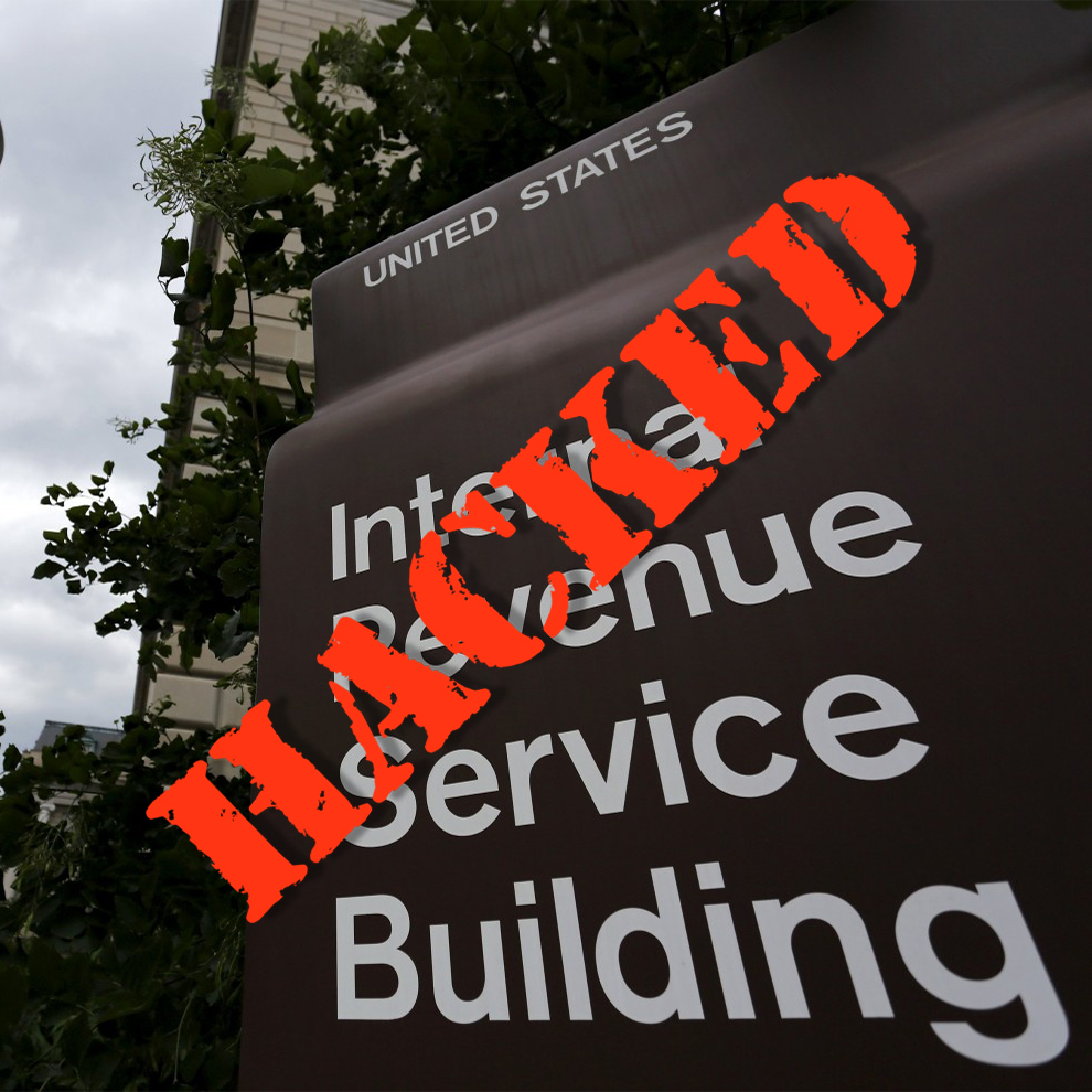 IRS hacked